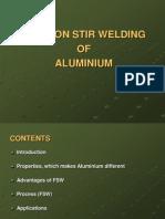 4612127 Friction Stir Welding