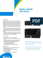 Static Switch Series