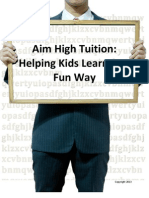 Aim High Tuition