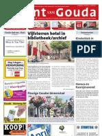 De Krant Van Gouda, 25 Juli 2013