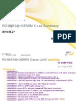 RG10(S14)+GEMINI Case Sharing_20100827