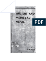 Ancient and Mediaval Nepal