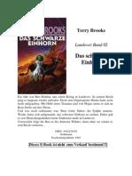 Brooks Terry - Landover 02 - Das Schwarze Einhorn