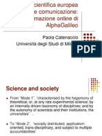 Communicating European science.ppt