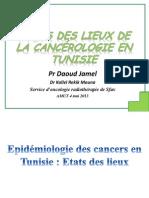 Etat des lieux de la cancérologie en Tunisie