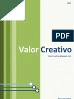 Plantilla 13 - 2007 y 2010 - Valor Creativo