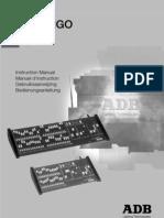 M1050-4L TANGO User Manual