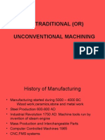 105877716 Nontraditional Machining