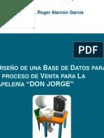 PresentaciónBD