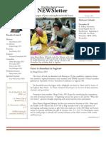 Divine Mercy NEWSletter - Nov, 2007