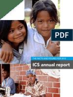 ICS annual report English 2012
