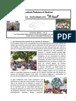 JACAL - Comunidad Viatoriana de Jutiapa (Honduras) - nº 1 - octubre 2010