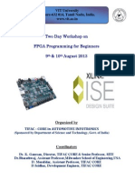 FPGA  WORKSHOP