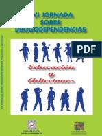 XVI JORNADA DROGODEPENDENCIAS EDUCACION Y ADICCIONES.pdf