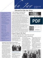 @ John Jay Newsletter (May 13, 2009)