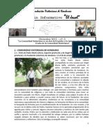 JACAL - Comunidad Viatoriana de Jutiapa (Honduras) - nº 5 - diciembre 2011