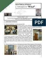 JACAL - Comunidad Viatoriana de Jutiapa (Honduras) - nº 8 - febrero 2013