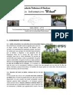 JACAL - Comunidad Viatoriana de Jutiapa (Honduras) - nº 9 - julio 2013