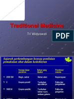 K - 42 Traditional Medicine (Farmakologi)
