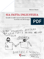 Abstract Sia Fatta Giustizia