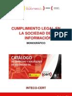 Monografico cumplimiento legal