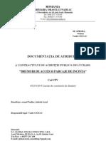 Documentatie de Atribuire
