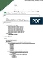 10. Decreto 315-1964. Ley Funcionarios