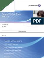 Femtocell-BSR Call Flows BCR2 1 v03