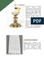 Alat2 Liturgi