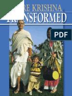 Hare Krishna Transformed by E. Burke Rochford Jr.