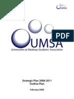 26. Outline Strategic Plan - Feb 08