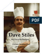 Dave's Cookbook 04102009