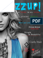 Wazzup Issue 1