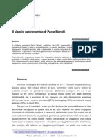 Alberto Salarelli - Il viaggio gastronomico di Paolo Monelli