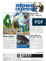 May 15, 2009 Downtown Express