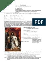 Absolutismus Mitschrift 11b Geschichte Teil1
