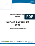 Income Tax Rule 2008