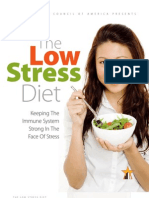 Low Stress Diet
