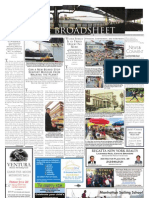 The Broadsheet Print Edition of Article