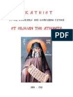 Saint Silouan The Athonite - Akathist.pdf