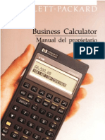 Hp 17bII Manual