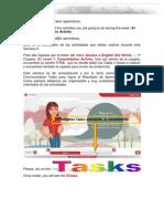 Guía para el desarrollo de actividades Semana 5 - English Dot Works Level A1 - 1