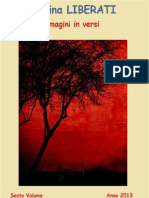 IMMAGINI IN VERSI Poesie di Marina Liberati. Sesto Volume