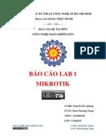 Mikrotik RouterOS_Phan Phuong Giang_C11QM15