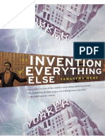 Free read The Invention of Everything Else by Samantha Hunt