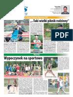 Głos Sportowy 19.07.2013