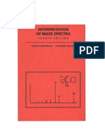 Interpretation of Mass Spectra-4Ed