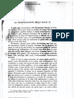 A.rocco, La Trasformazione Dello Stato-p.771 Ss