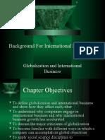 International Business 2007