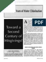 207.WaterChlorination